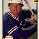1982 Donruss 184 Brian Asselstine