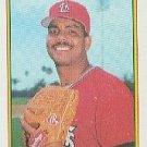 1990 Bowman 186 Jose DeLeon