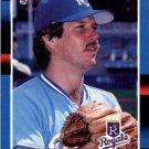 1988 Donruss 378 Steve Farr