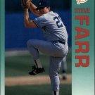1992 Fleer 225 Steve Farr