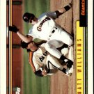 1992 Topps 445 Matt Williams