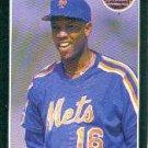 1989 Donruss Baseball's Best 14 Dwight Gooden