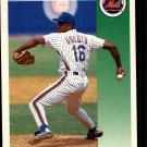 1992 Score 10 Dwight Gooden
