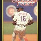 1992 Topps McDonald's 32 Dwight Gooden