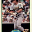 1989 Score 1 Jose Canseco