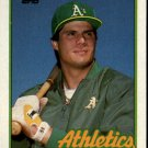 1989 Topps 500 Jose Canseco