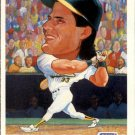 1991 Score 398 Jose Canseco AS