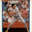 1991 Topps 390 Jose Canseco AS