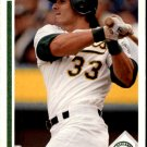 1991 Upper Deck 155 Jose Canseco
