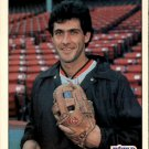1984 Fleer 645 Mike Boddicker/WS Rookie Winner