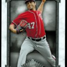 2014 Topps Museum Collection 95 Gio Gonzalez