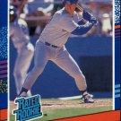 1991 Donruss 28 Tino Martinez RR
