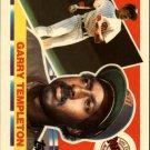 1990 Topps Big 177 Garry Templeton