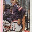 1982 Topps 573 Rick Waits