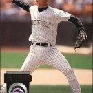 1994 Donruss 631 Willie Blair