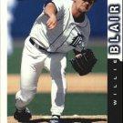 1998 Score 200 Willie Blair