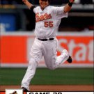 2008 Upper Deck Documentary 939 Ramon Hernandez