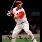 2007 Topps 384 Alex Gonzalez