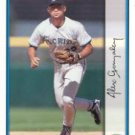 1999 Bowman 201 Alex Gonzalez