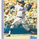 1982 Topps 626 Randy Jones