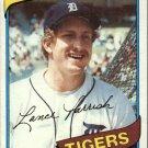 1980 Topps 196 Lance Parrish