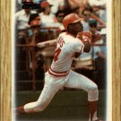 1987 Topps Mini Leaders 4 Eric Davis