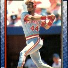 1990 Topps 260 Eric Davis