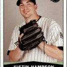 2004 Upper Deck Vintage 479 Justin Hampson RC