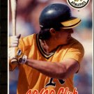 1989 Donruss 643 Jose Canseco