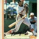 1982 Topps 331 Benny Ayala