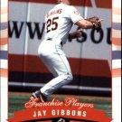 2002 Fleer 4 Jay Gibbons FP