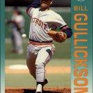 1992 Fleer 137 Bill Gullickson