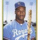 1990 Bowman 378 Bo Jackson