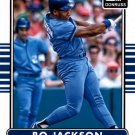 2015 Donruss 194A Bo Jackson