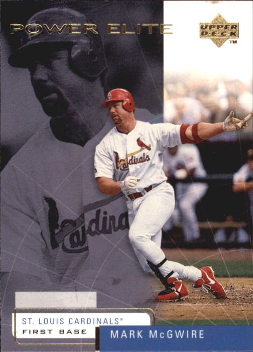 1999 Upper Deck Challengers for 70 1 Mark McGwire