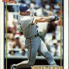 1991 Topps 192 Rob Deer