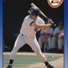 1992 Front Row Draft Picks 40 Jason Giambi