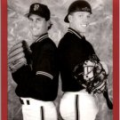 1991 Studio #260 Bud Black/Steve Decker
