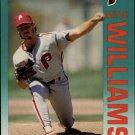 1992 Fleer 547 Mitch Williams