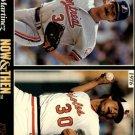 1993 Pinnacle 291 Dennis Martinez NT