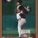 2002 Topps Opening Day 85 Pedro Martinez