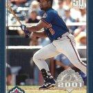2001 Topps Opening Day 52 Carlos Delgado