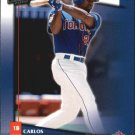 2002 Donruss Fan Club 54 Carlos Delgado