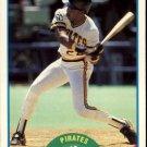 1989 Score 127 Barry Bonds