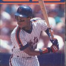 1990 Collect-A-Books 20 Darryl Strawberry
