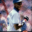1993 Pinnacle 309 Darryl Strawberry HH