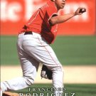 2008 Upper Deck First Edition 379 Francisco Rodriguez