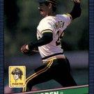 1986 Donruss 166 Rick Rhoden