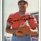 1982 Topps 779 Grant Jackson