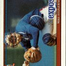 1991 Topps 317 Mike Fitzgerald